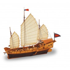 18020 - Artesania Latina - 1/60 RED DRAGON CHINESE JUNK - Kit