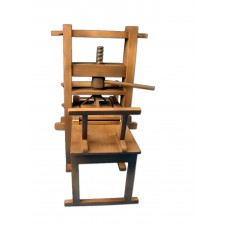 20321 - Artesania Latina - 20320 - 1/10 GUTENBERG'S PRINTING PRESS - Kit