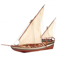 22165 - Artesania Latina - 1/85 ARAB SULTAN DHOW  - Kit