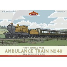 Branch-Line 30-325 - Ambulance Train No.40 Train Pack