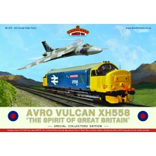 Branch-Line 30-375 - Avro Vulcan XH558 Collectors Pack