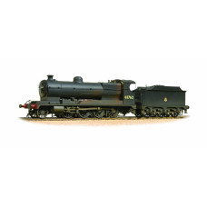 Branch-Line 31-004A - Robinson Class O4 63762 BR Black Early Emblem Weathered