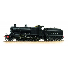 31-014 - Class 7F 2-8-0 89 S&DJR Plain Black - Regular -$224.79