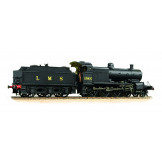 31-015 - Class 7F 2-8-0 13810 LMS Plain Black - Regular -224.79