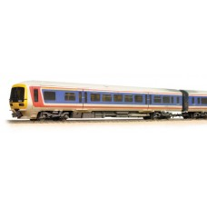 Branch-Line 31-025A - Class 166 Networker 3 Car DMU 166216 Network SouthEast Weathered