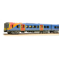 Branch-Line 31-041 - Class 450 4 Car EMU 450127 South West Trains Weathered