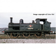 Branch-Line 31-062 - LNER J72 69028 BR Black Late Crest