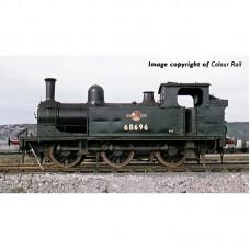 31-062 - LNER J72 Class 68696 BR Black Late Crest - Regular -181.79