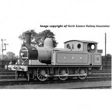 31-063 - E1 Class 2173 NER Lined Green - Regular -188.79