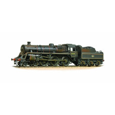 Branch-Line 31-119 - BR Standard Class 4MT 75035 BR Lined Black Late Crest Weathered