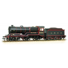31-137A - Class D11/2 4-4-0 6401 'James Fitzjames' LNER Black - Regular -253.79