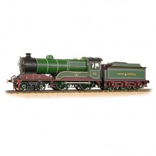 31-147DS - Class 11F 502 'Zeebrugge' Great Central Railway Lined Green & Maroon