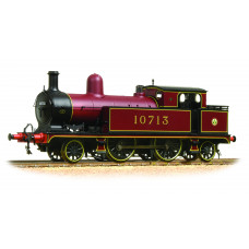31-168 - L&YR 2-4-2 Tank 10713 LMS Crimson - Regular -166.79