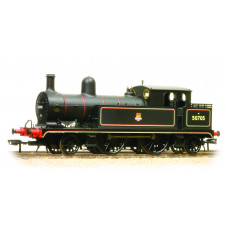 Branch-Line 31-169 - L&YR 2-4-2 Tank 50705 BR Lined Black Early Emblem