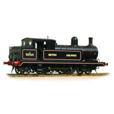 Branch-Line 31-170 - L&YR 2-4-2 Tank 50764 BRITISH RAILWAYS Lined Black