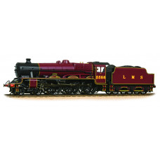 31-187DS - Jubilee 5588 'Kashmir' LMS Crimson (Welded Stanier tender) - DCC Sound - Regular -362.79