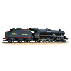 31-190 - Jubilee 45575 'Madras' BR Black British Railways Lined Black (Riveted Stanier tender) - Regular -239.79
