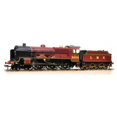 Branch-Line 31-204 - LMS Patriot Class 5530 'Sir Frank Ree' LMS Lined Crimson