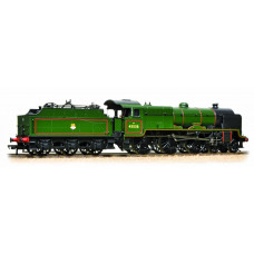 Branch-Line 31-214 - LMS Patriot Class 45538 'Giggleswick' BR Lined Green Early Emblem