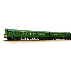 Branch-Line 31-236A - Class 205 1121 BR Green Small Yellow Panel Weathered