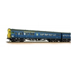 Branch-Line 31-238A - Class 205 1122 BR Blue Full Yellow Ends Weathered