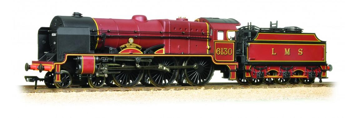 Trains British, European, Chinese