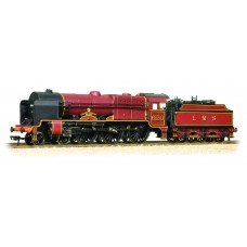 Branch-Line 31-285 - Royal Scot 6130 'The West Yorkshire Regiment' LMS Lined Crimson