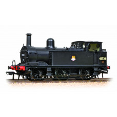 31-435 - Midland Class 1F 41726 BR Black Early Emblem Vacuum Fitted Enclosed Cab - Regular -144.79