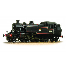 Branch-Line 31-440 - Ivatt Class 2MT 2-6-2 Tank 41243 BR Lined Black Early Emblem