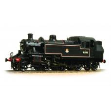 31-440 - Ivatt Class 2MT 2-6-2 Tank 41243 BR Lined Black E/Emblem - Regular -188.79