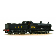 31-480 - G2A 9376 LMS Black with Tender Back Cab - Regular -181.79