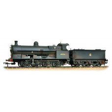 Branch-Line 31-481 - G2A 49106 BR Black Early Emblem Weathered