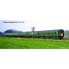 Branch-Line 31-490 - 4 BEP 4 Car EMU 7003 BR Green Small Yellow Panel