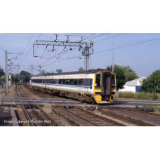 31-517DS - Class 158 2 Car DMU 158849 Regional Railways (DCC Sound) - Regular -521.79