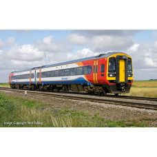 31-518 - Class 158 2 Car DMU 158773 East Midlands Trains - Regular -376.79