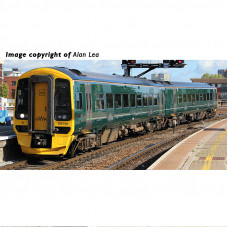 31-519 - Class 158 2 Car DMU 158766 GWR - Regular -376.79