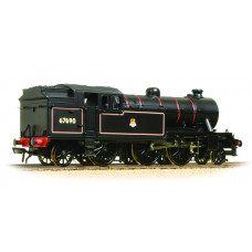 Branch-Line 31-615 - V3 Tank 67690 BR Lined Black Early Emblem