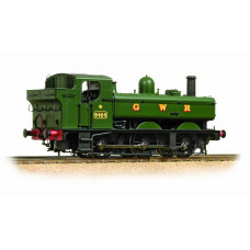 31-635A - Class 64xx 6424 0-6-0 Pannier Tank GWR Green - Regular -144.79
