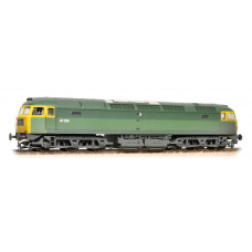 Branch-Line 31-656 - Class 47 47256 BR Green Full Yellow Ends (TOPS) Weathered