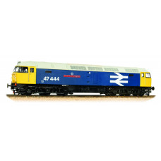31-660A - Class 47/4 47444 'University of Nottingham' BR Blue Large Logo - Regular -231.79