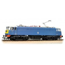 Branch-Line 31-679 - Type AL5 Electric E3095 BR Electric Blue Small Yellow Panel