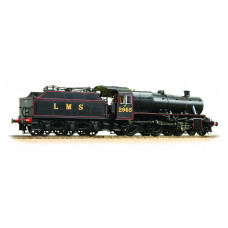 31-690 - (D) LMS Stanier Mogul 2965 LMS Lined Black - Regular -207.89