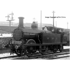31-740 - Midland Railway 1532 Class 0-4-4 1273 Midland Railway Crimson - Regular -0