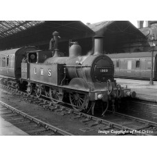 31-741 - Midland Railway 1532 Class (1P) 0-4-4 1303 LMS Black - Regular -0