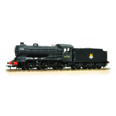 31-867 - J39 Class 64792 BR Black Early Emblem 4200 Gallon Plain Group Standard Tender - Regular -0