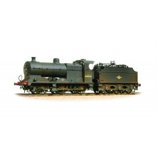 Branch-Line 31-884 - Midland Class 4F 44044 BR Black Late Crest Weathered