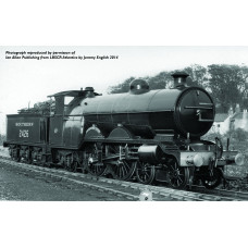 31-920 - H2 Class Atlantic 4-4-2 2421 'South Foreland' SR Olive Green - Regular -275.79