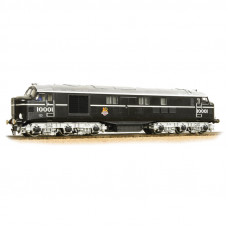 31-998 - LMS 10001 BR Black Early Emblem - Regular -246.79