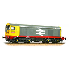 32-030DS - Class 20 20156 BR Railfreight Red Stripe - DCC Sound - Regular -0