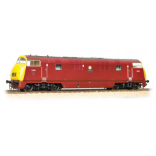 32-068 - Class 43 'Warship' D838 'Rapid' BR Maroon Full Yellow Ends - Regular -231.79